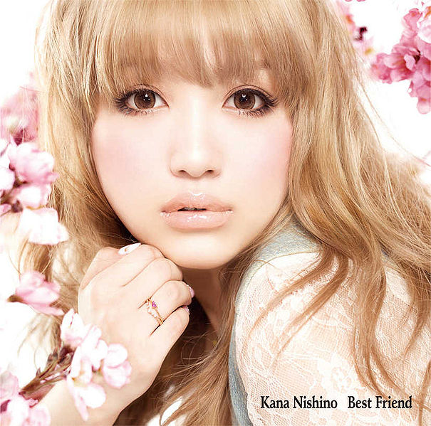 Image result for 西野 カナ best friend