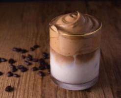 Dalgona Coffee rumahan