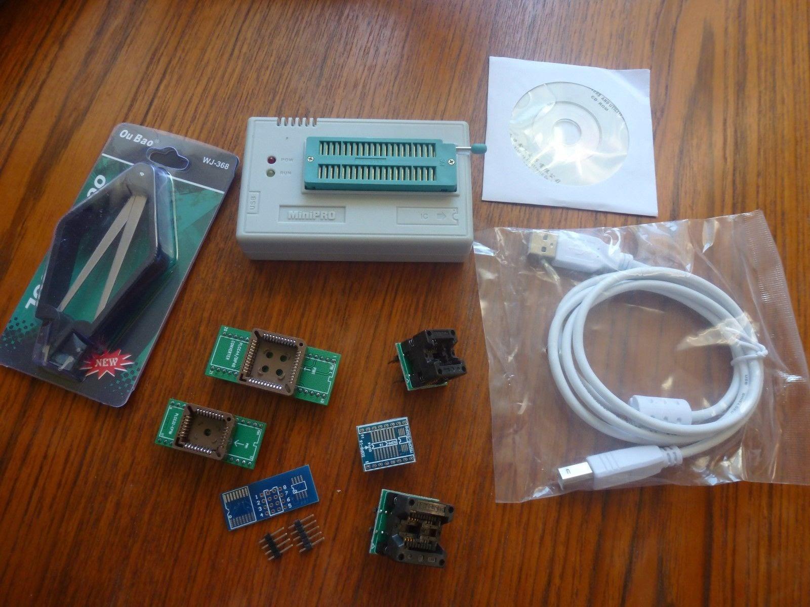Flash bios chip eprom eeprom - Toolsteknik