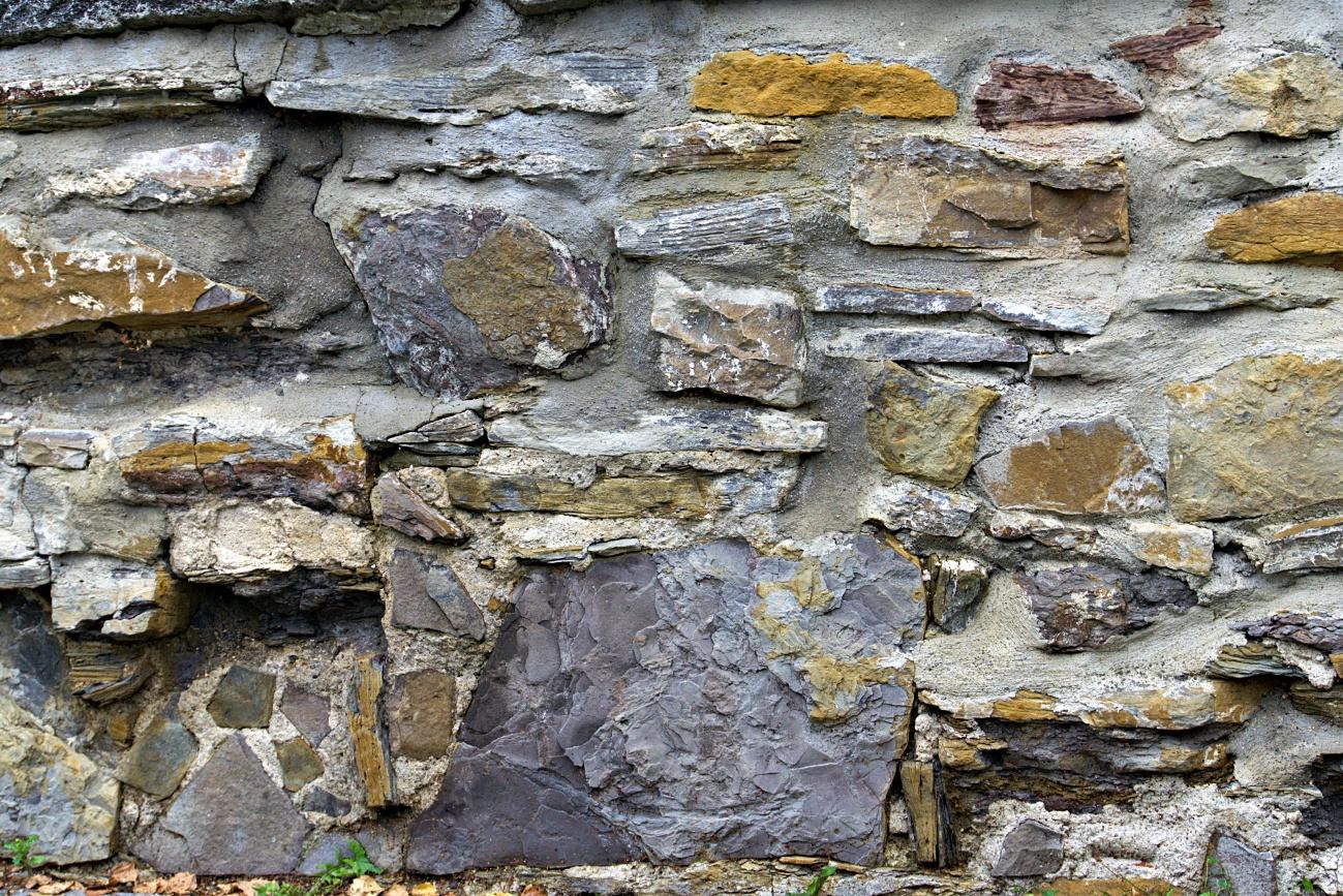 Fassaden&Mauern #33 — Alte Friedhofsmauer