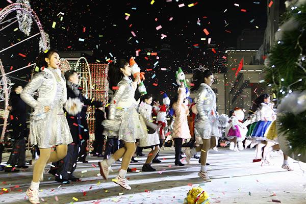 Βόρεια Κορέα: Με πυροτεχνήματα και συναυλίες υποδέχθηκαν το 2021 στην Πιονγιάνγκ