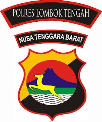 Logo Polres Lombok Tengah