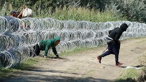 Az illegális migránsokat nem érdekli a koronavírus járvány, jönnek folyamatosan, de hiába, rendőreink elfogják őket egytől egyig!