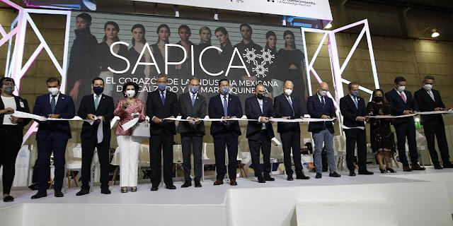 Inauguran la edición 84 de SAPICA en León Guanajuato
