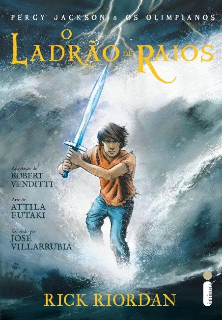 Outro Conceito: Percy Jackson, Feios e Guerra dos Tronos