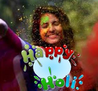 Happy Holi DP For Whatsapp