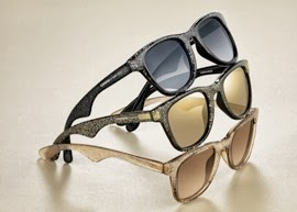 ca78f717fb The CARRERA 6000 BY JIMMY CHOO black glitter silver with grey shaded lenses  (3TA HD)