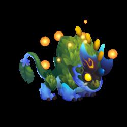Dragon vivaneau (Jeune)