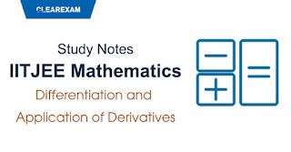Differentiation & Application of Derivatives
