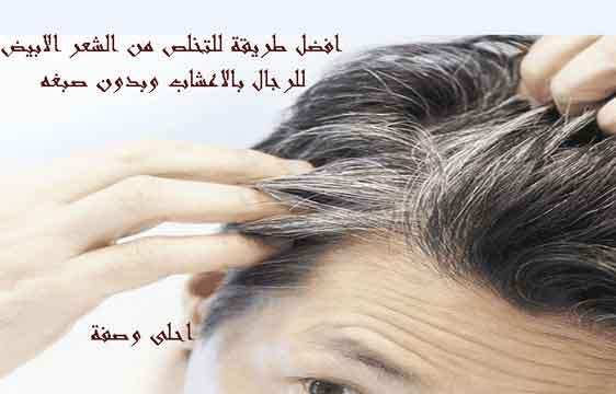 الشعر الابيض,الاعشاب,بدون صبغه,افضل,طريقة,التخلص,الشعر,الابيض,بالليزر,طبيا,في يومين,افضل طريقة للتخلص من الشعر الابيض للرجال بالاعشاب وبدون صبغه