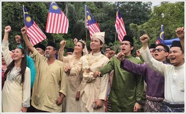 Telefilem | Kenduri Hari Merdeka (TV3)
