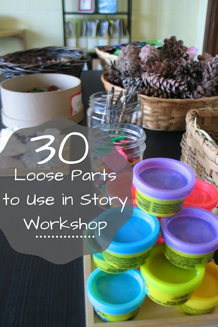 Story Workshop Loose Parts