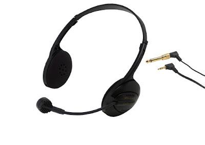 Mengatasi Mic Headset Tidak Berfungsi