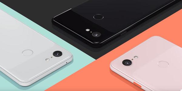 perbedaan google pixel 3 dan pixel 3 xl