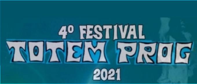 4º Festival de Rock Progressivo Totem Prog ganha versão online