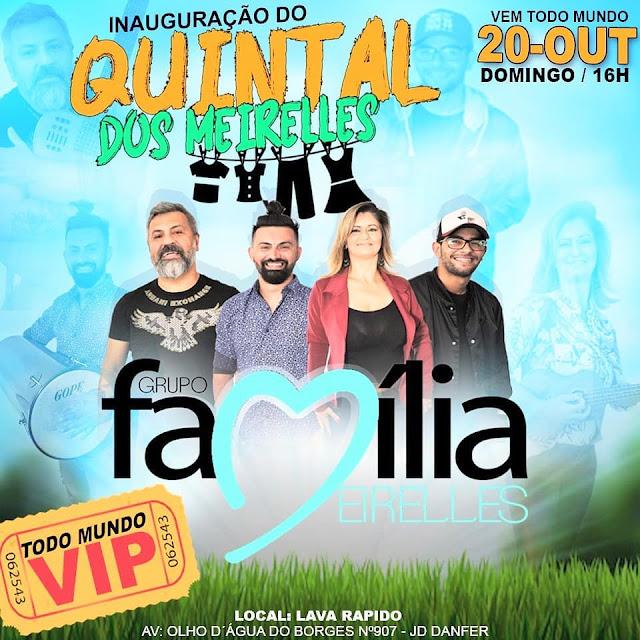 Quintal Dos Meirelles - Todo Mundo Vip