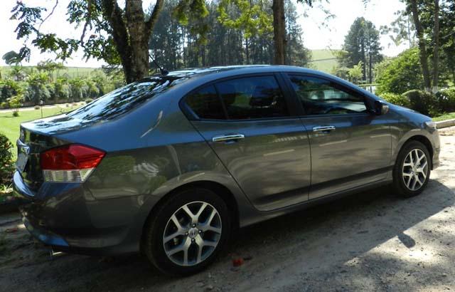 Honda City Ex 2012 Fotos Consumo Pre 231 O E Ficha T 233 Cnica