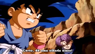 Dragon Ball GT Episodio 14