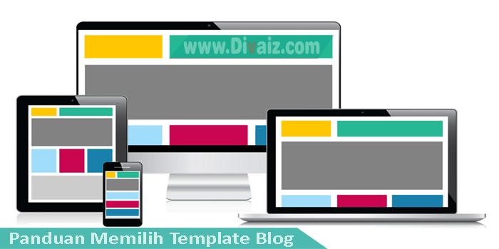Cara Memilih Template Blog Yang Bagus dan SEO Friendly