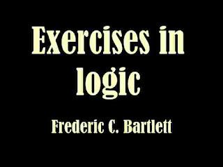 Exercises in logic