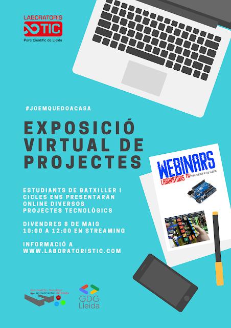 Exposició virtual de projectes