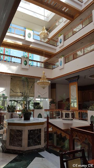Crowne Plaza Hotel ~ Salalah ~ Oman by ©Emmy DE
