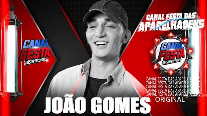 CD PROMOCIONAL JOÃO Gomes 2021