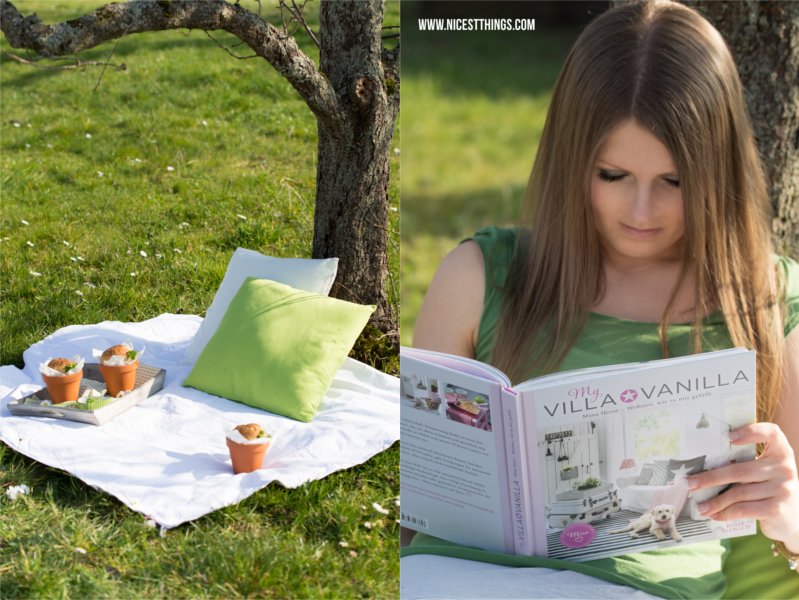 Villa Vanilla Blog Buch