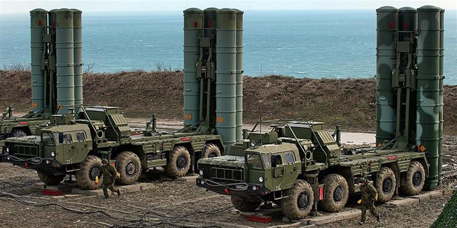 Τουρκία: Έτοιμοι προς χρήση οι S-400