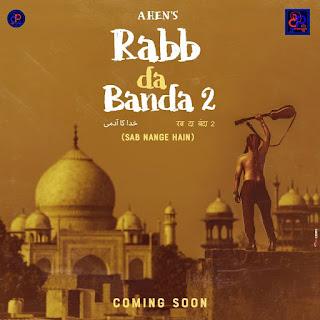 RAB DA BANDA 2 BY AHEN FULL LYRICS DHARMIK SONG | DjPunjabNew.CoM