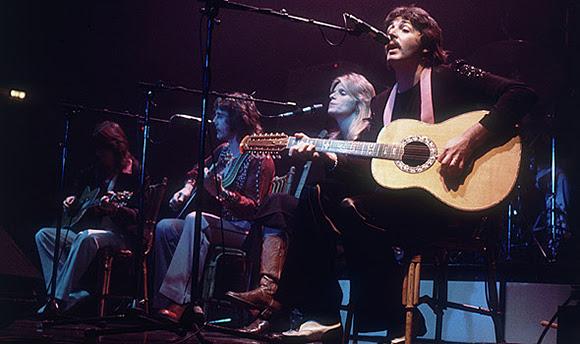 Grammy Hall of Fame 2013 : Paul McCartney et les Wings sélectionnés