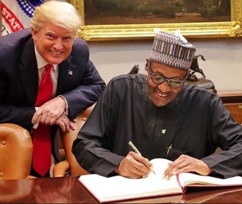 Nigeria is one of our strongest partners - Donald Trump writes President Buhari