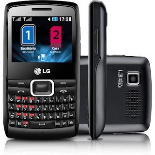 smartphone lg com qwerty