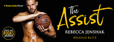 Release Blitz + My Book Review THE ASSIST by Rebecca Jenshak