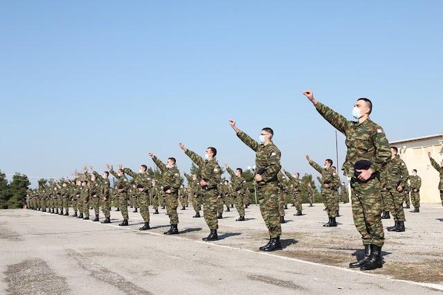 Σχέδιο στρατιωτικής θητείας με «διπλό» απολυτήριο-Εξετάζεται το «μοντέλο Ισραήλ»