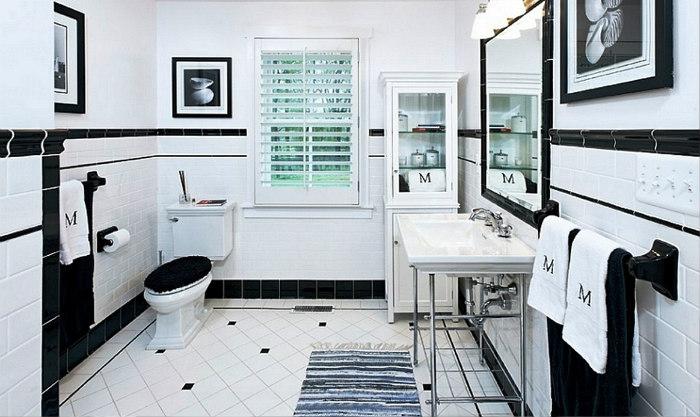 http://www.encasadeoly.com/2017/09/inspiracion-deco-banos-clasicos-en-blanco-y-negro.html