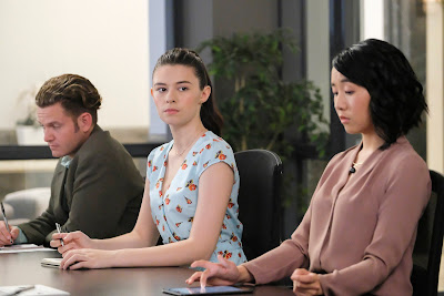 "Supergirl -- ""American Alien"" -- Image Number: SPG401a_0320b.jpg -- Pictured (L-R): Nicole Maines as Nia Nal and Jaymee Mak as Mackenzie -- Photo: Bettina Strauss/The CW -- © 2018 The CW Network, LLC. All Rights Reserved."