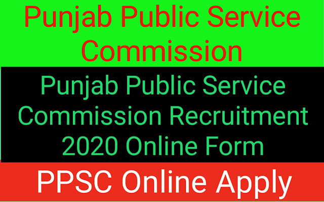 Civil Services Competitive Examination 2020