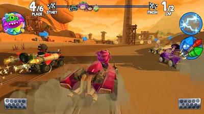 Beach Buggy Racing 2 Mod Apk Unlimited money