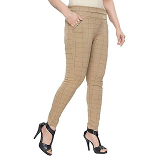 Elegant Fashionista Women Jeggings