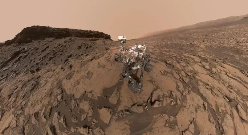 NASA descobre que Marte não perdeu toda sua água de uma vez