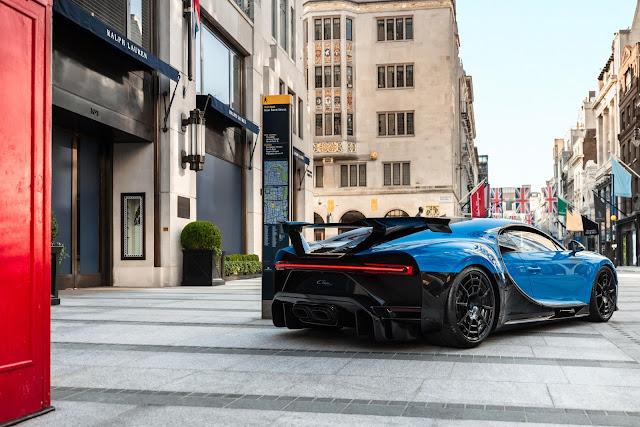 Bugatti Chiron Pur Sport Auto