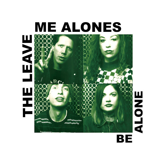 THE LEAVE ME ALONES - Be Alone EP