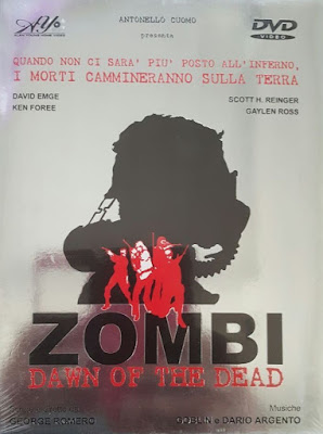 Zombi Collector's Box Set