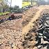 Seguem as obras de pavimentação com pedras irregulares no Bairro Gaúcha
