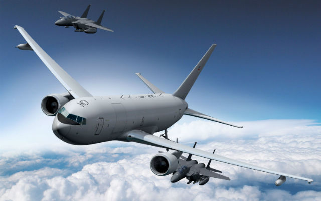 KC-46A của họ đã đạt cột mốc 5000 lần xuất kích