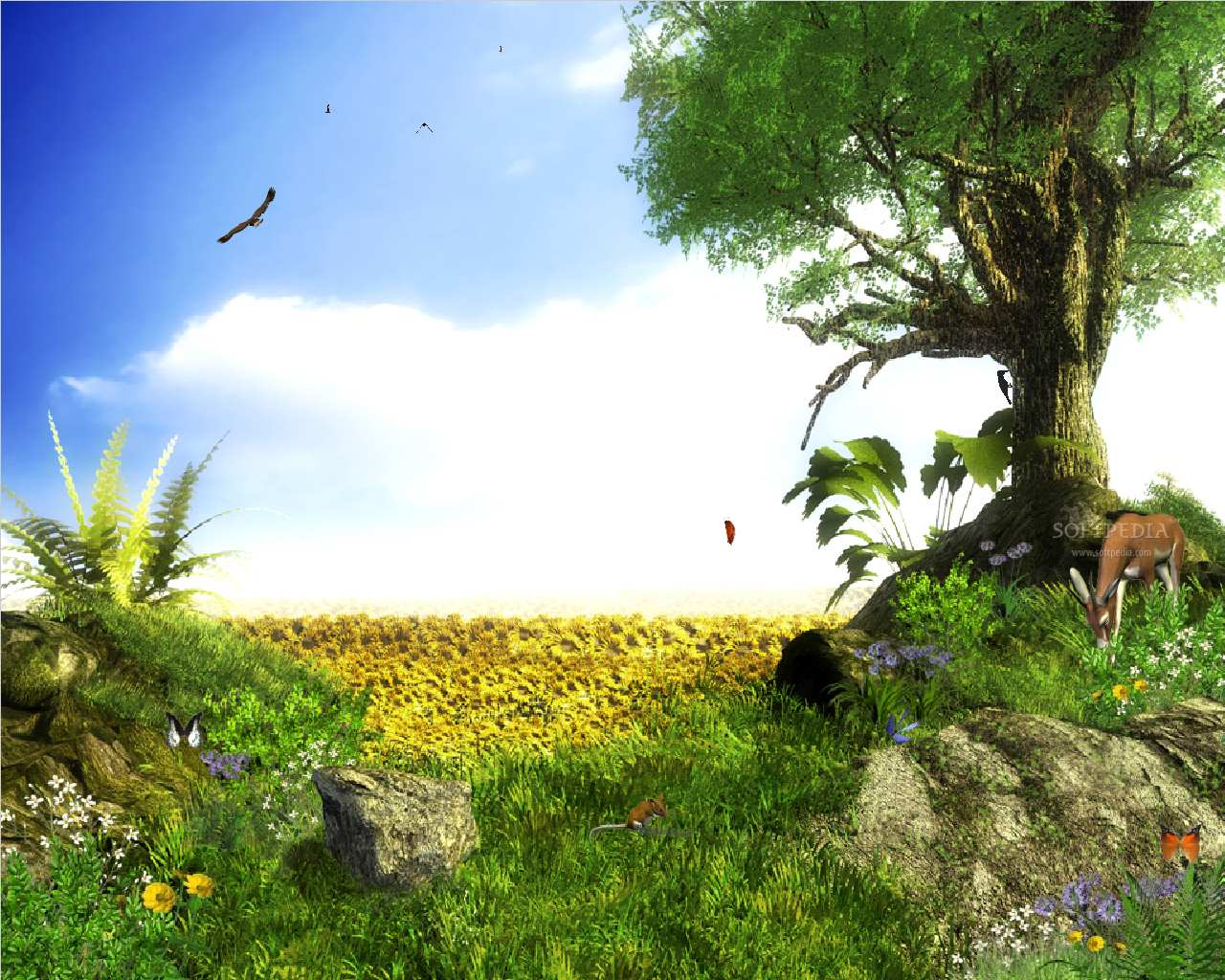 New wallpaper 2012 animated desktop wallpapers - Free 3d animation wallpaper for pc ...