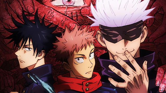 Jujutsu Kaisen, Anime Yang Sedang Diminati Saat ini !!