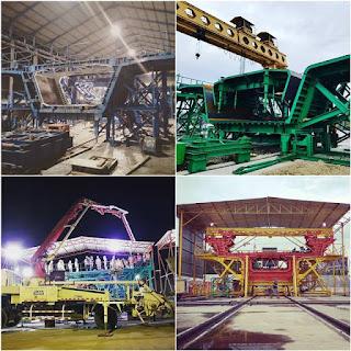 Tahapan Proses Pembuatan Dan Metode Fabrikasi Girder