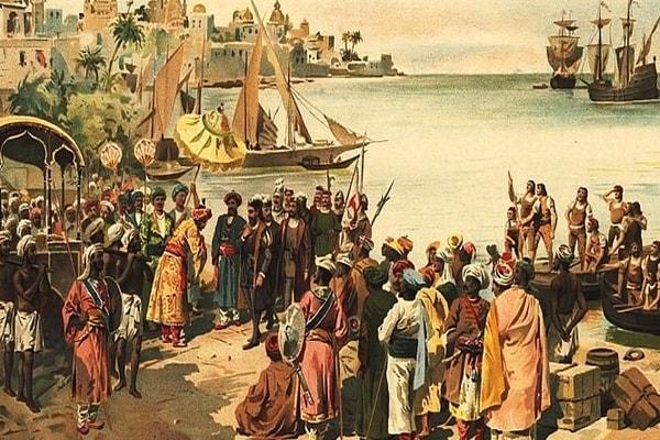 Kedatangan Bangsa Portugis di Indonesia